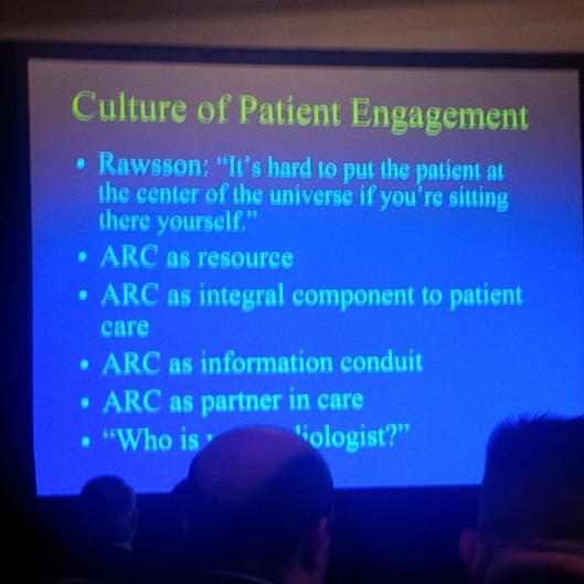 Culture of Patient Engagement