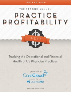 Second Annual Practice Profitability Index - 2014 Edition